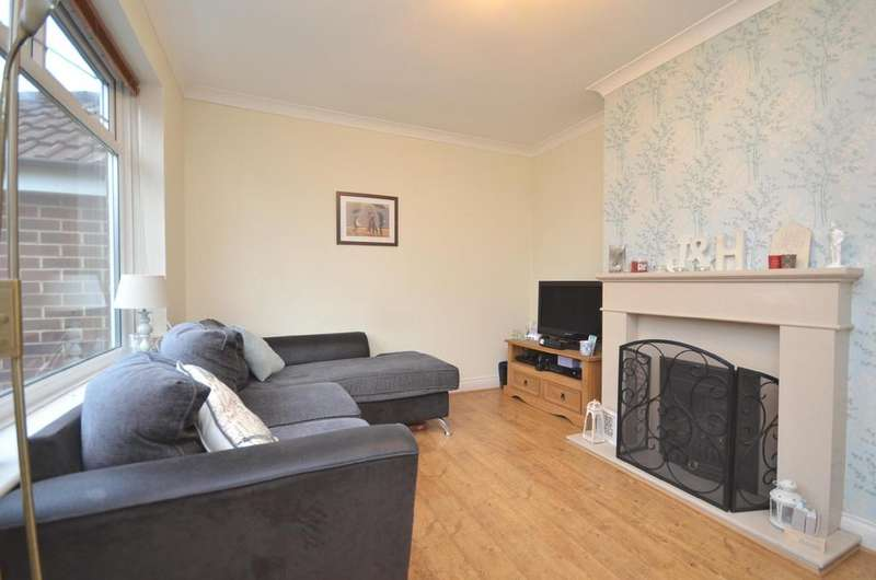 3 Bedrooms End Of Terrace House for sale in Fenham