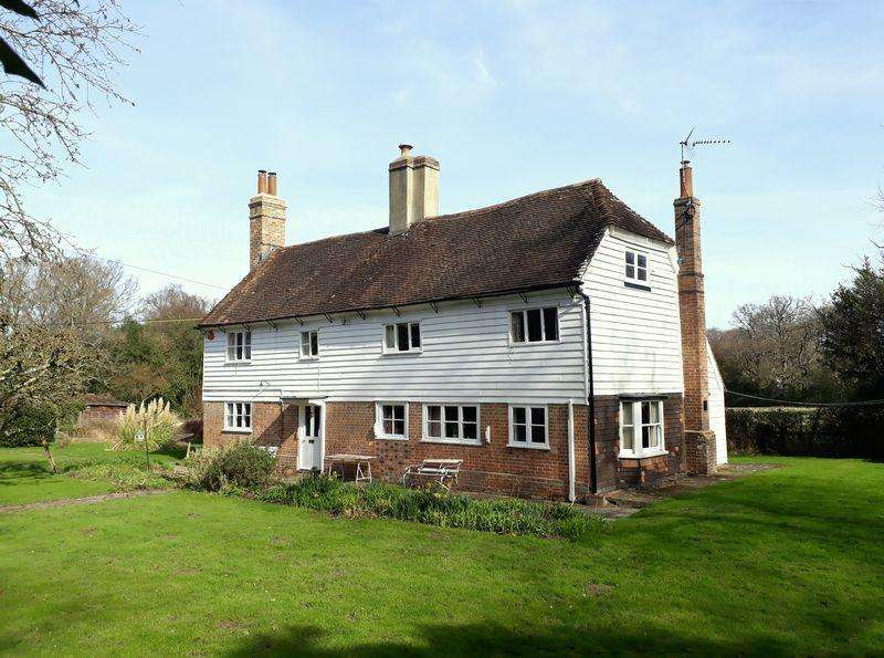 3 Bedrooms Detached House for sale in Scaynes Hill Road, Lindfield, West Sussex