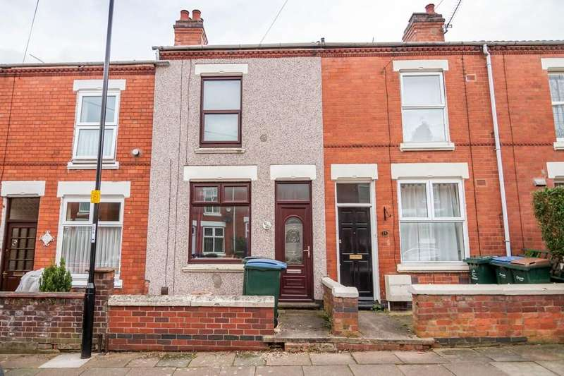 2 Bedrooms Terraced House for sale in Latham Road, Coventry