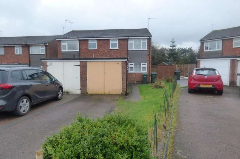 3 Bedrooms Semi Detached House for sale in Manfield Avenue, Walsgrave