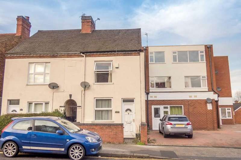 2 Bedrooms Semi Detached House for sale in Croft Road, Nuneaton