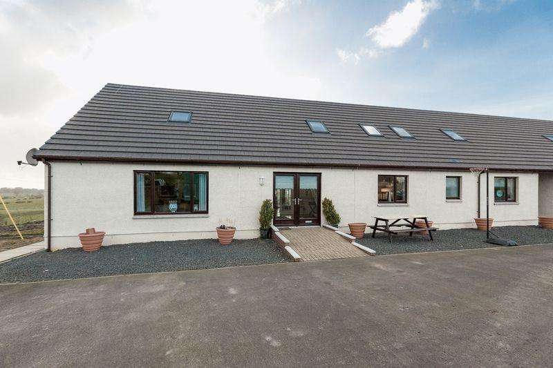 5 Bedrooms Country House Character Property for sale in 2 Cauldhame Farm, Crosshouse, Kilmarnock, KA2 0BL