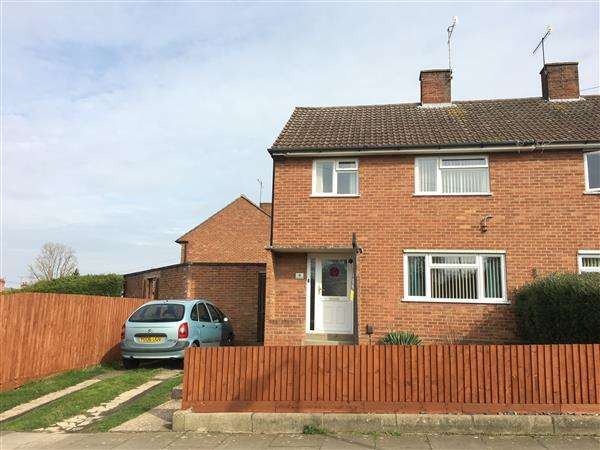 3 Bedrooms Semi Detached House for sale in Coltsfoot Road, Ipswich