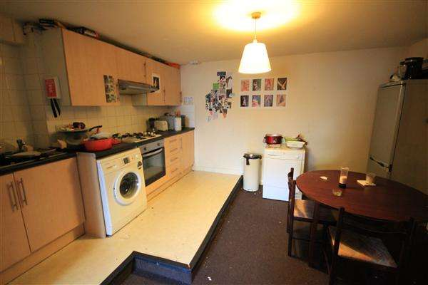 5 Bedrooms House for rent in Lewes Road, Brighton