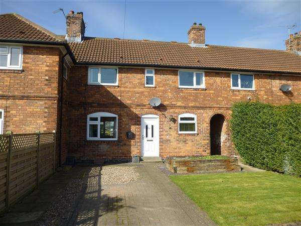 3 Bedrooms Terraced House for sale in Moor Lane, Copmanthorpe, York
