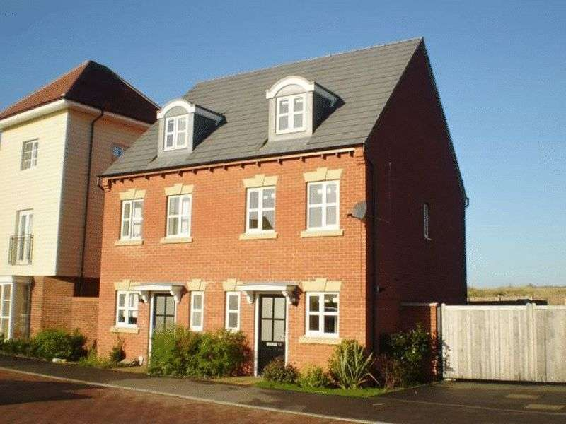 3 Bedrooms Semi Detached House for sale in Shore View, Hampton