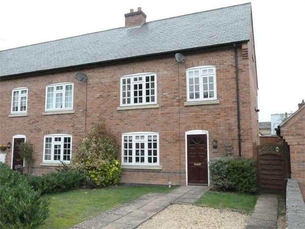 3 Bedrooms End Of Terrace House for sale in Welford