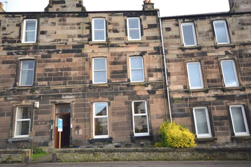 2 Bedrooms Flat for sale in Cromwell Road, Burntisland, KY3