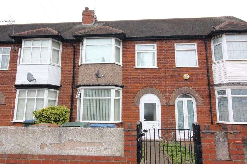 3 Bedrooms Terraced House for sale in Sewall Highway, Wyken, Coventry