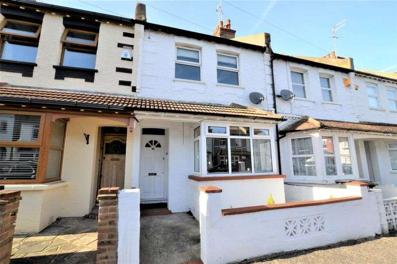 3 Bedrooms Terraced House for sale in Elm Road, Purley