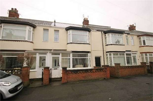3 Bedrooms Terraced House for sale in Leamington Drive, Hartlepool, Durham
