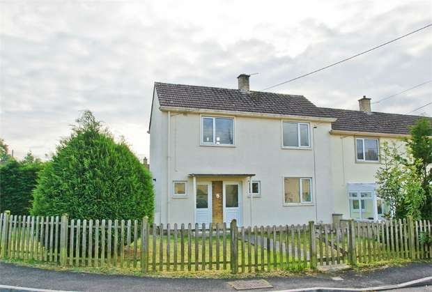 2 Bedrooms Semi Detached House for sale in Shepton Mallet, Somerset