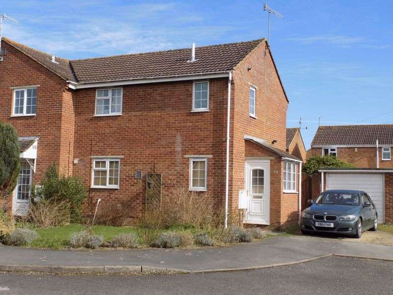 3 Bedrooms Semi Detached House for sale in Mellow Ground, Haydon Wick