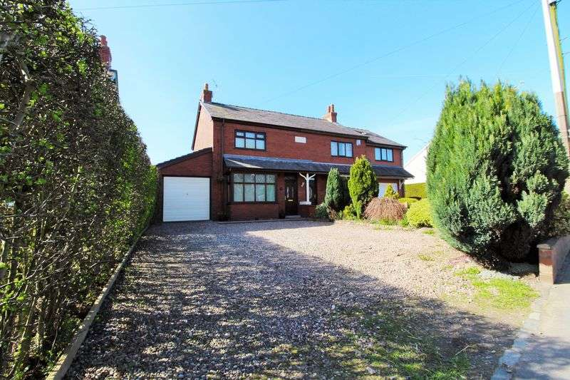 2 Bedrooms Semi Detached House for sale in Hesketh Lane, Tarleton, Preston