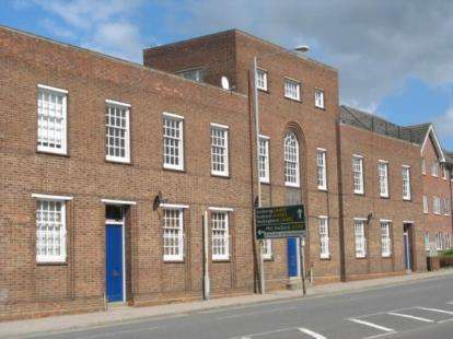 2 Bedrooms Flat for sale in Regent Gate, Grafton Street, Northampton, Northamptonshire