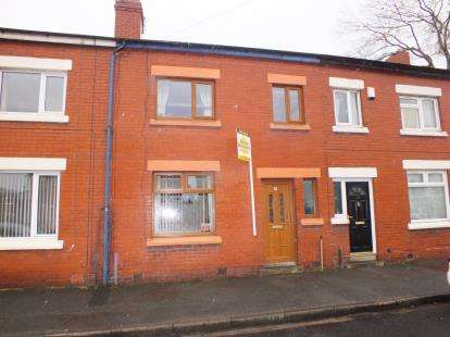 3 Bedrooms Terraced House for sale in Rose Street, Farington, Leyland