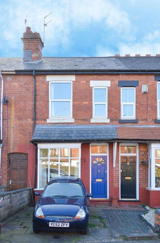 2 Bedrooms Terraced House for sale in Wigorn Road, Bearwood