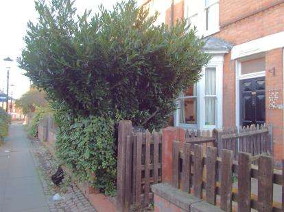 2 Bedrooms Terraced House for sale in Woodbine Avenue, Leicester, Leicestershire