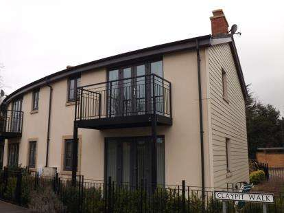 2 Bedrooms End Of Terrace House for sale in Claypit Walk, Wilford, Nottinghamshire