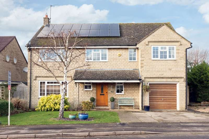 5 Bedrooms Detached House for sale in Shrivenham
