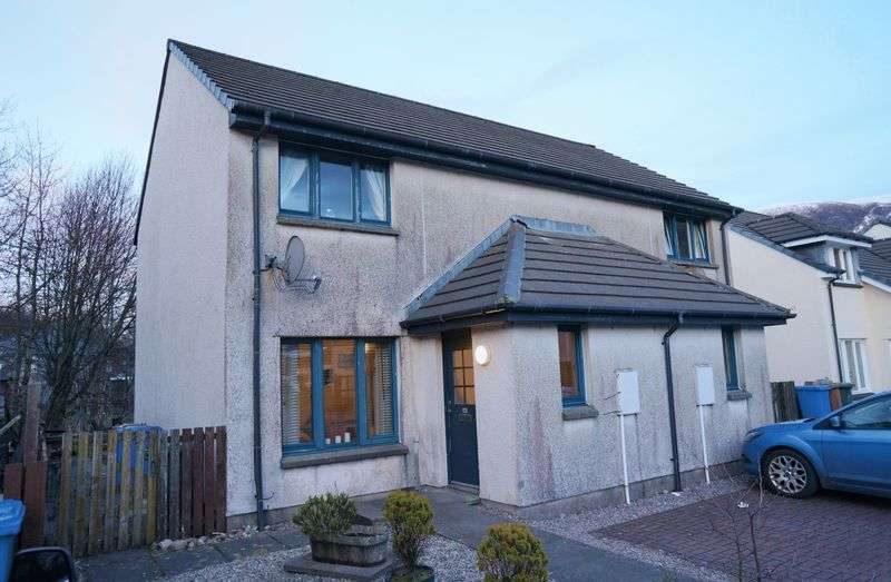 2 Bedrooms Property for sale in Camanachd Crescent, Fort William