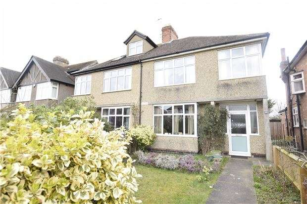3 Bedrooms Semi Detached House for sale in Wharton Road, Headington, OXFORD, OX3 8AL