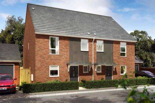 3 Bedrooms Terraced House for sale in Tithe Barn, Monkerton, Exeter