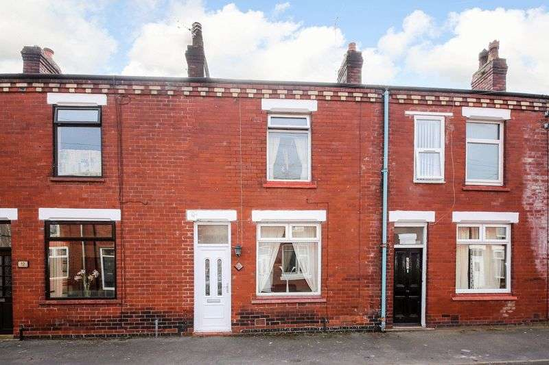 2 Bedrooms Terraced House for sale in Cygnet Street, Poolstock