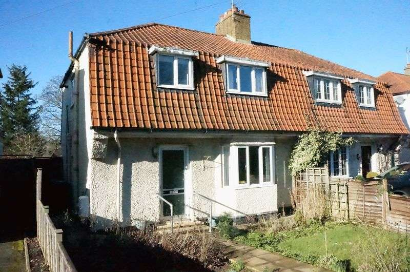 3 Bedrooms Semi Detached House for sale in Cobham/Effingham Junction