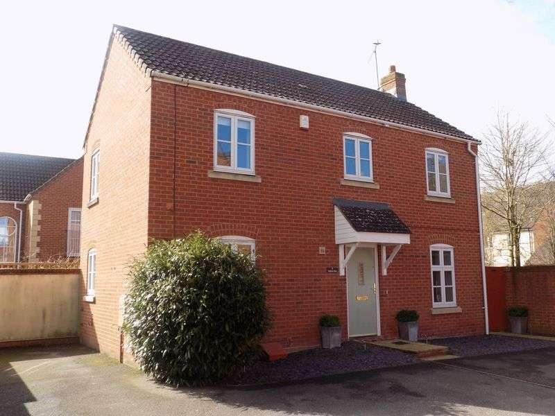 3 Bedrooms Detached House for sale in Treforest Close, Oakhurst