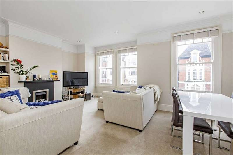 3 Bedrooms Maisonette Flat for sale in Sternhold Avenue, Telford Park
