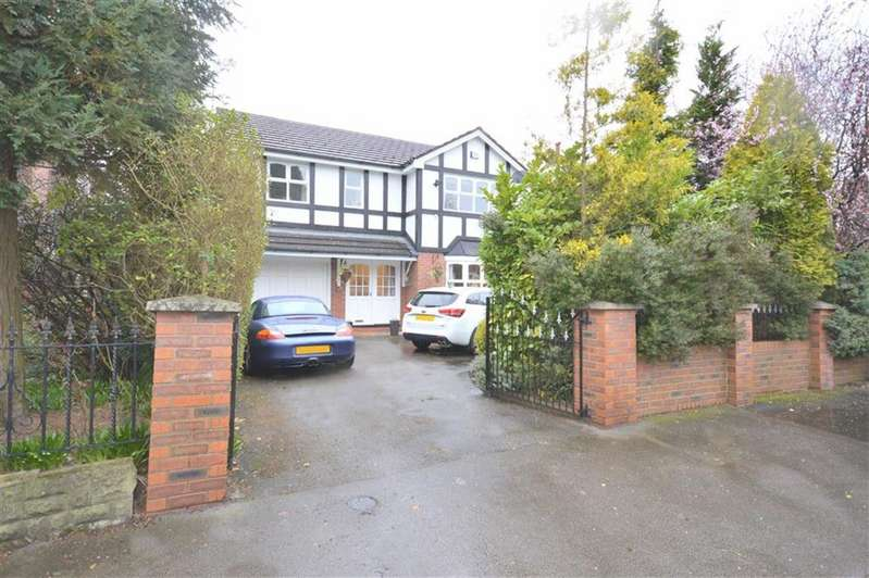 4 Bedrooms Property for sale in FREWLAND AVENUE, Davenport, Stockport, Cheshire, SK3