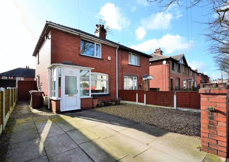 2 Bedrooms Semi Detached House for sale in Manchester Road, Kearsley