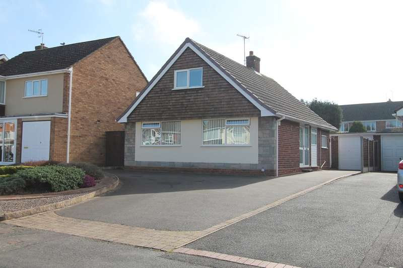 3 Bedrooms Detached Bungalow for sale in Broughton Road, Pedmore, Stourbridge, DY9