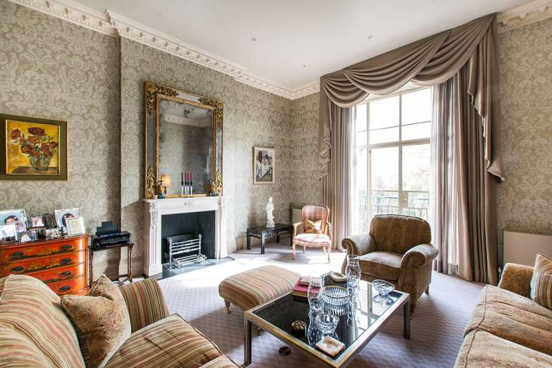 3 Bedrooms Flat for sale in Eaton Square, Belgravia, SW1W