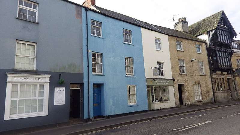 4 Bedrooms Terraced House for sale in Dyer Street