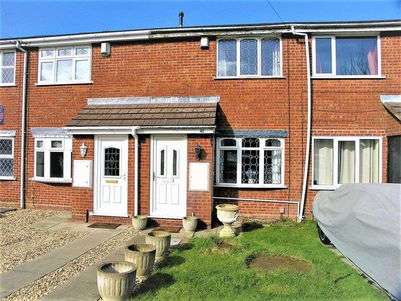 2 Bedrooms Terraced House for sale in Beacon Street, Woodcross