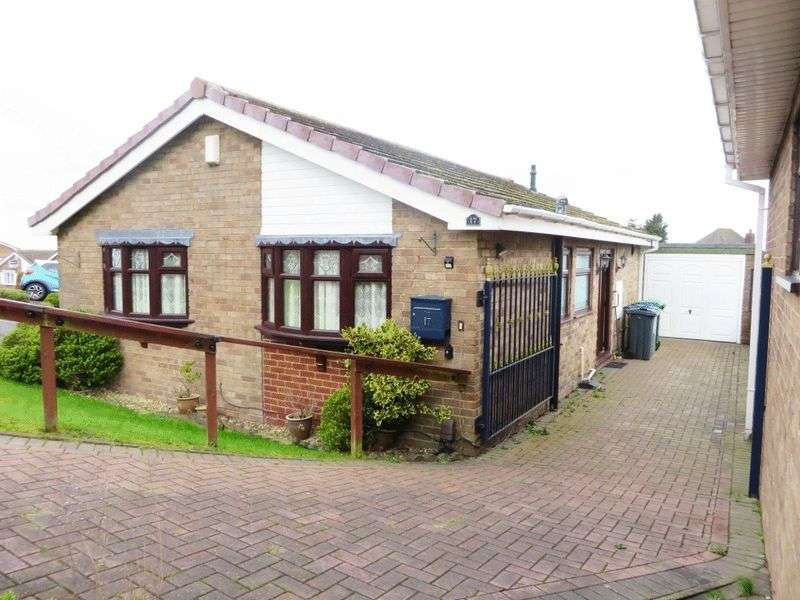 2 Bedrooms Detached Bungalow for sale in Birkdale Drive, Oldbury