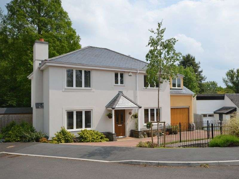 4 Bedrooms Detached House for sale in Coed Y Brenin, Abergavenny