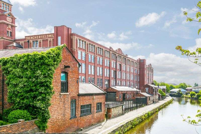 2 Bedrooms Flat for sale in Trenchfield Mill, Heritage Way, Wigan, WN3 4DU