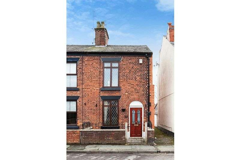 2 Bedrooms Terraced House for sale in Biddulph Road, Congleton
