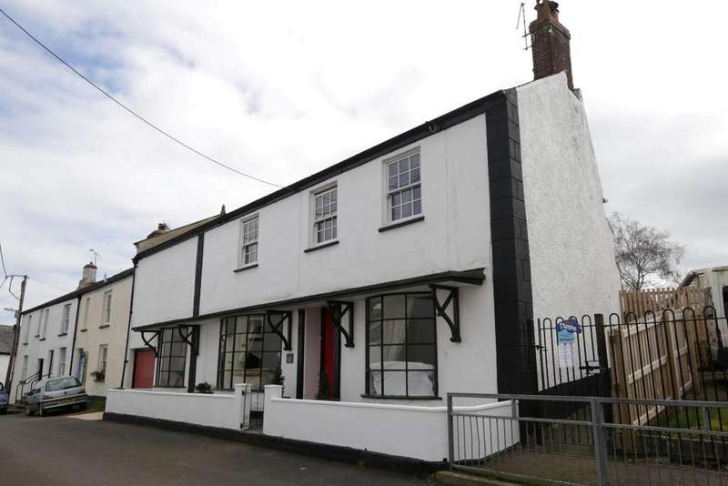 4 Bedrooms House for sale in Higher Town, Sampford Peverell, Tiverton