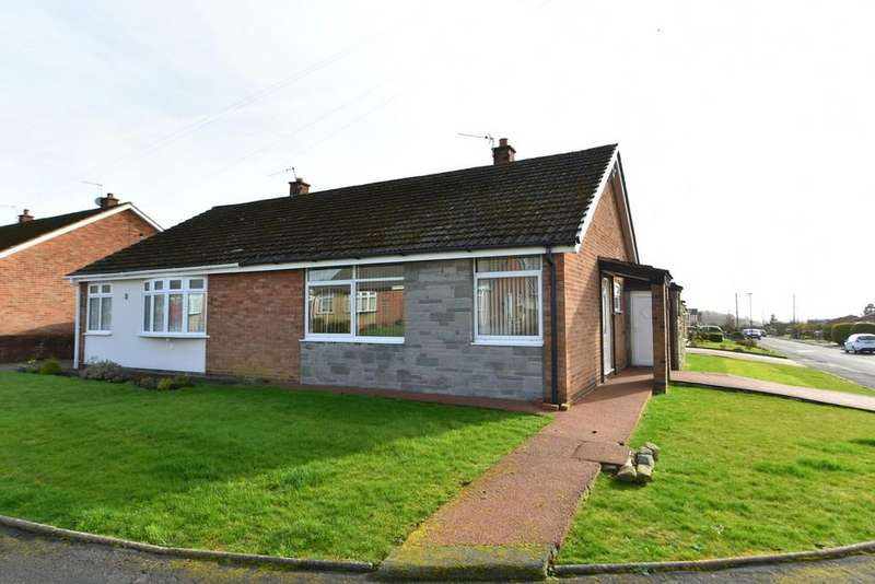 2 Bedrooms Semi Detached Bungalow for sale in Narrow Lane, Aughton
