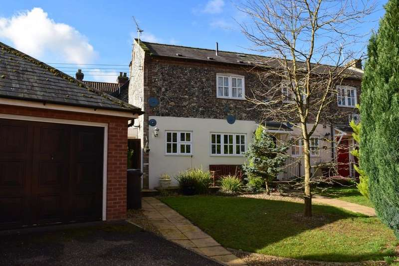 3 Bedrooms Cottage House for sale in St Audreys, Thetford