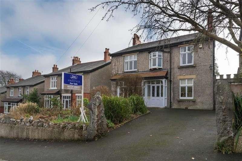 5 Bedrooms Detached House for sale in Eden Park, Lancaster