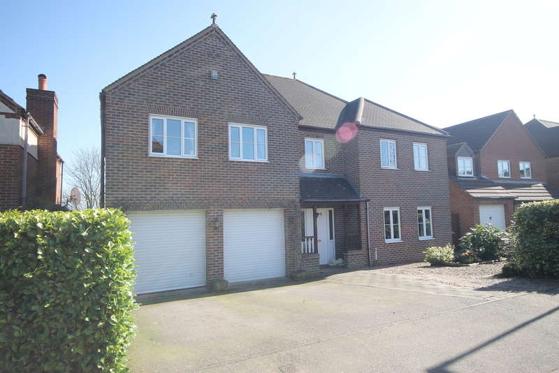 5 Bedrooms Detached House for sale in Forest Rise, Desford