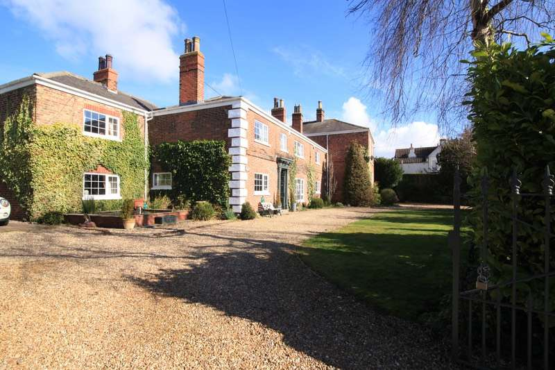 7 Bedrooms Detached House for sale in Front Street, Ulceby, Lincolnshire, DN39