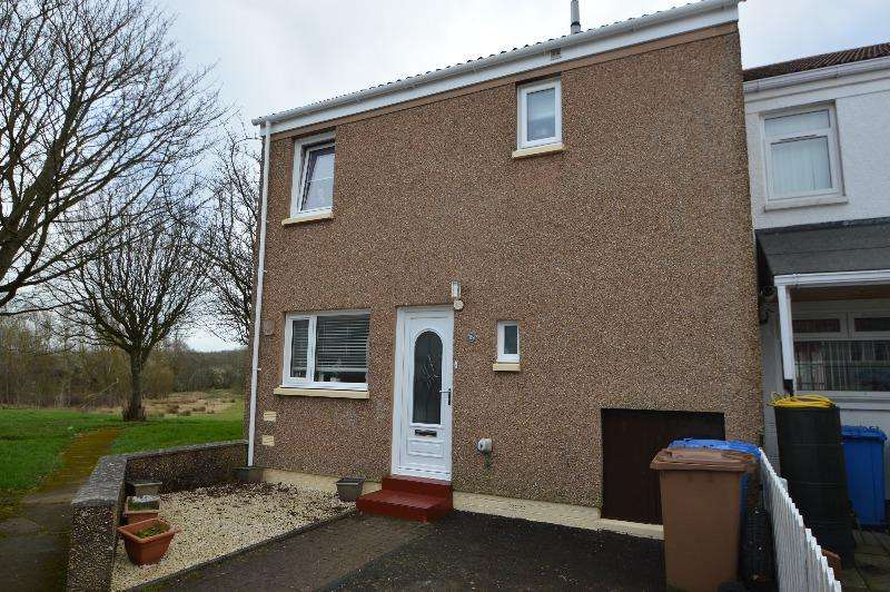 3 Bedrooms Terraced House for sale in Lowther Bank, Irvine, North Ayrshire, KA11 1EG