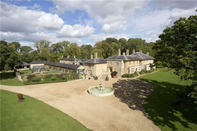 8 Bedrooms Farm House Character Property for sale in Lillingstone Lovell, Buckinghamshire, MK18