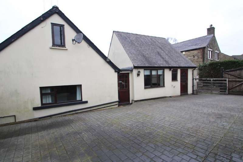 4 Bedrooms Detached House for sale in BACK LANE, NEW FARNLEY, LS12 5HN